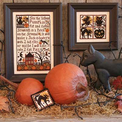Pumpkin Patch by The Prairie Schooler