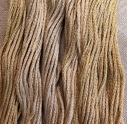 Flax Sampler Threads by The Gentle Art 5-Yard Skein
