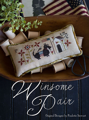 *Winsome Pair by Plum Street Samplers