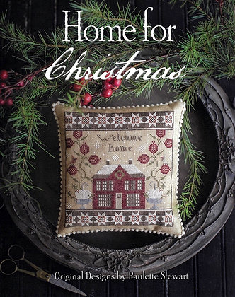 Home for Christmas by Plum Street Samplers