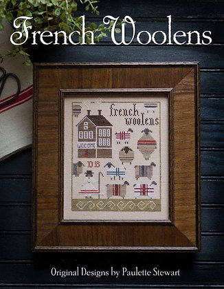French Woolens by Plum Street Samplers