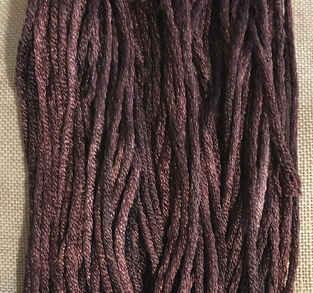 Mahogany Wine Silk N Colors by The Thread Gatherer