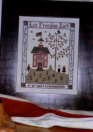 *Let Freedom Ring WITH LINEN by Chessie & Me