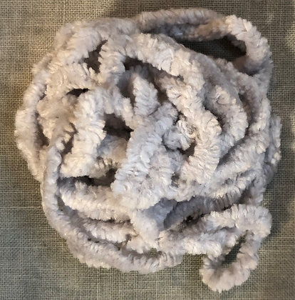 Sterling Hand-Dyed Chenille Trim 3-Yard Packet by Lady Dot Create