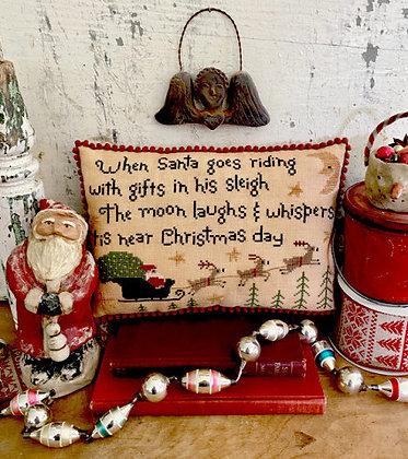 Tis Near Christmas Day by Teresa Kogut