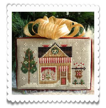 Sweet Shop (Home Town Holiday) by Little House Needleworks/Cl