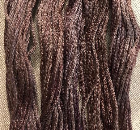 Old Purple Paint Sampler Threads by The Gentle Art 5-Yard Skein