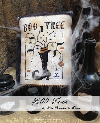 Boo Tree by The Primitive Hare