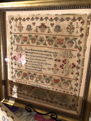 Ann Wilkinson 1834 by Cross Stitch Antiques