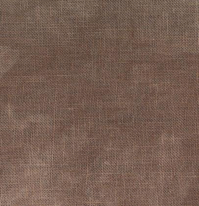 32 Count Dark Beige Fat Quarter Hand-Dyed Linen by xJudesign