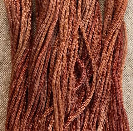 Terra Cotta Sampler Threads by The Gentle Art 5-Yard Skein