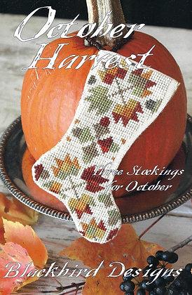 October Harvest by Blackbird Designs