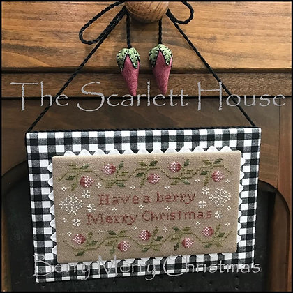 Berry Merry Christmas by The Scarlett House
