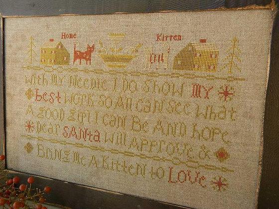 Dear Santa by Notforgotten Farm