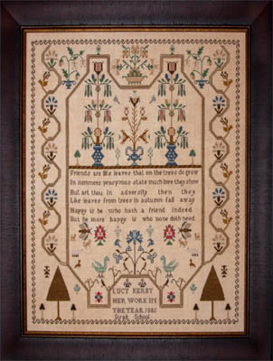 Lucy Kerby 1805 by Gentle Pursuit Designs