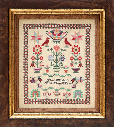 Ann Morley DOWNLOAD by Hands Across the Sea Samplers