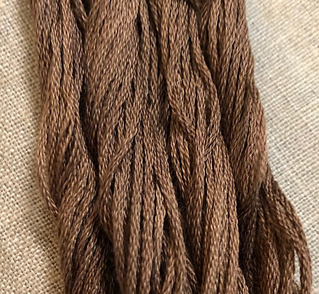 Cocoa Bean Classic Colorworks Cotton Threads 5-yard Skein