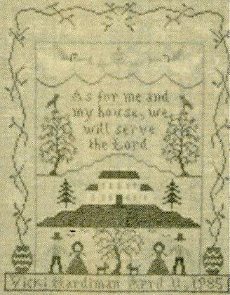 Shirley's Sampler by Words of Praise