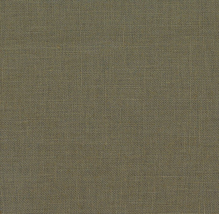 40 count Bark Fat Quarter Hand-Dyed Linen by xJudesign
