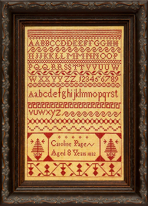 Caroline Page DOWNLOAD by Hands Across the Sea Samplers