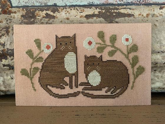 Two Meows by Teresa Kogut