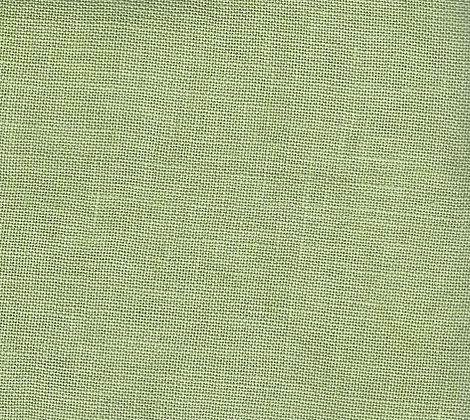 32 Count Avocado Fat Quarter Hand-Dyed Linen by xJudesign