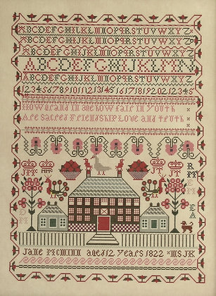Jane McMinn by Queenstown Sampler Designs