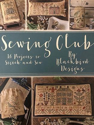 Sewing Club by Blackbird Designs