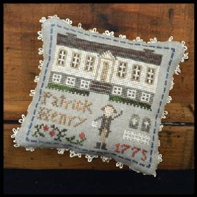 Patrick Henry by Little House Needleworks