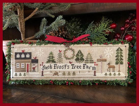 Jack Frost by Little House Needleworks