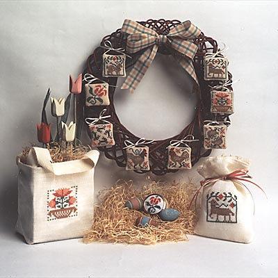 *Spring Miniatures by The Prairie Schooler
