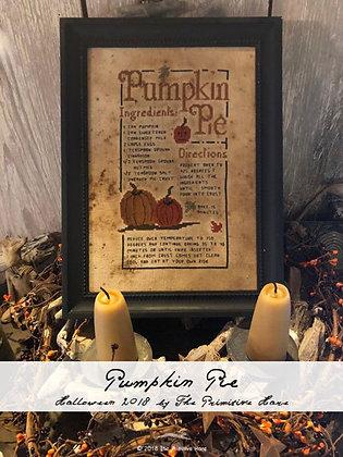 Pumpkin Pie by The Primitive Hare