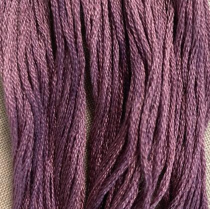 Red Plum Sampler Threads by The Gentle Art 5-Yard Skein
