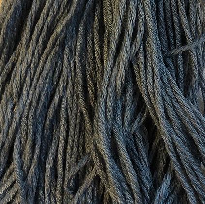 Slate Blue Silk N Colors by The Thread Gatherer