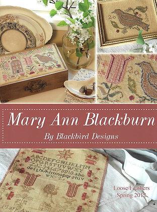 Mary Ann Blackburn by Blackbird Designs