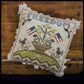 Freedom by Little House Needleworks