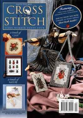CATS Jill Oxton's Cross Stitch Magazine Issue 44