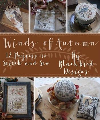 Winds of Autumn by Blackbird Designs