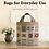 Thumbnail: Bags for Everyday Use by Yoko Saito