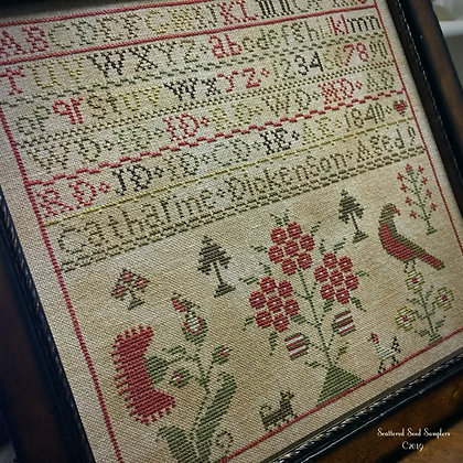 Catharine Dickenson by Scattered Seed Samplers
