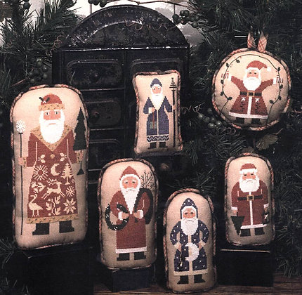 *Old St. Nick by The Prairie Schooler