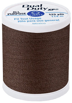 Summer Brown 125-yard All-Purpose Thread