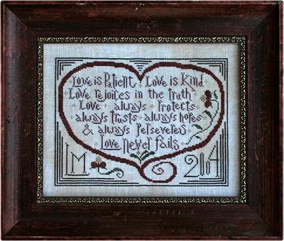 Love is Patient by La D Da