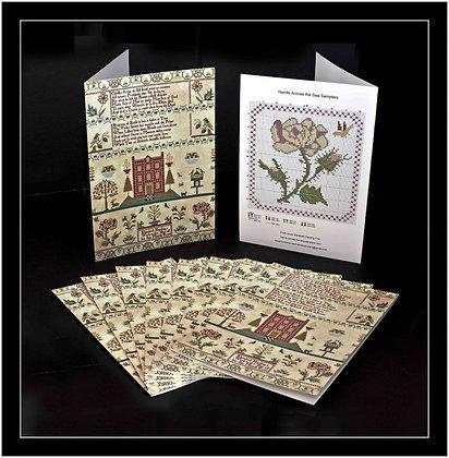 Elizabeth Harding Sampler Cards by Hands Across the Sea