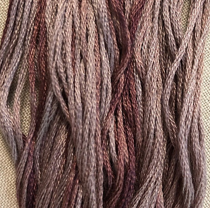 Loganberry Sampler Threads by The Gentle Art 5-Yard Skein