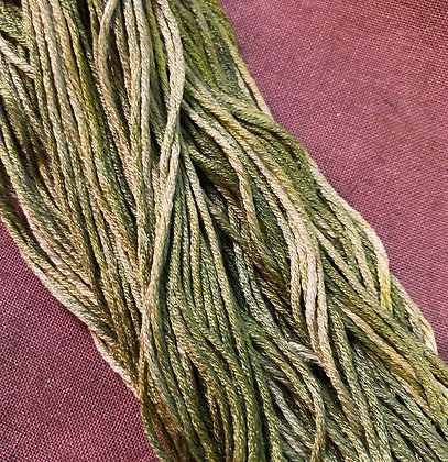 Christmas Pines Silk N Colors by The Thread Gatherer