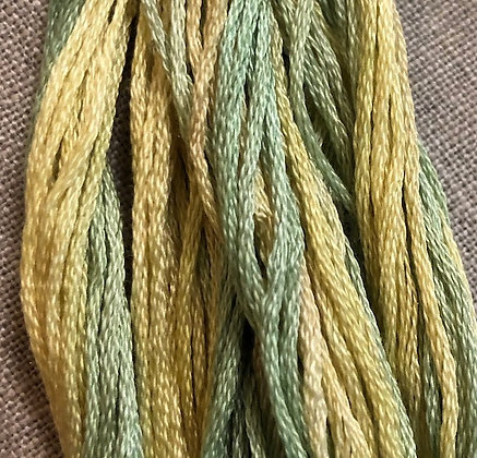 Creeping Jenny Classic Colorworks Cotton Threads 5-yard Skein
