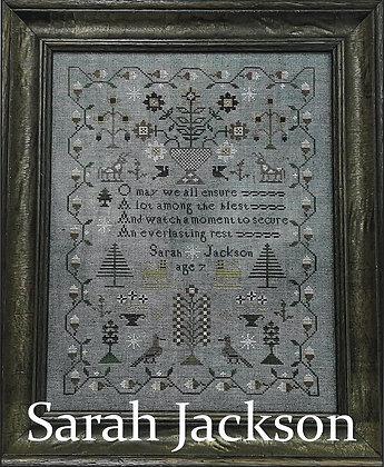 Sarah Jackson by The Scarlett House
