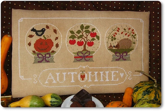 Automne by Madame Chantilly
