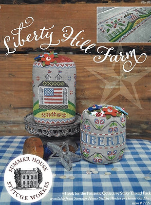 Liberty Hill Farm by Summer House Stitche Workes